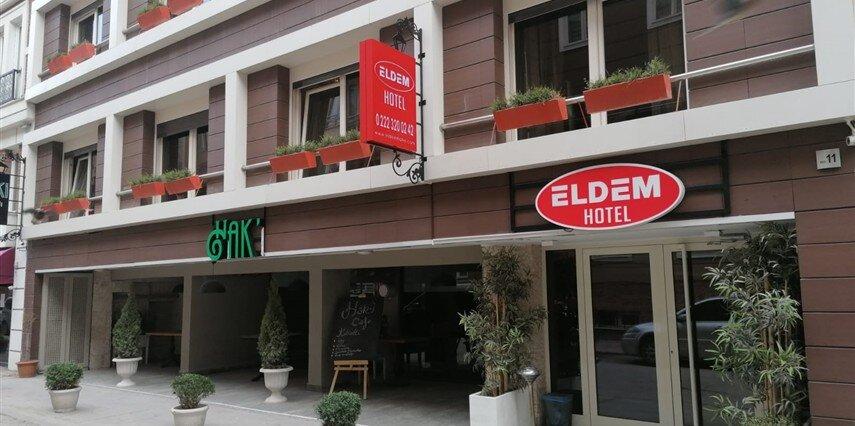 Eldem Hotel Eskişehir Eskişehir Tepebaşı