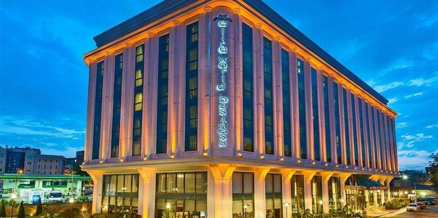Elite World Business İstanbul Küçükçekmece
