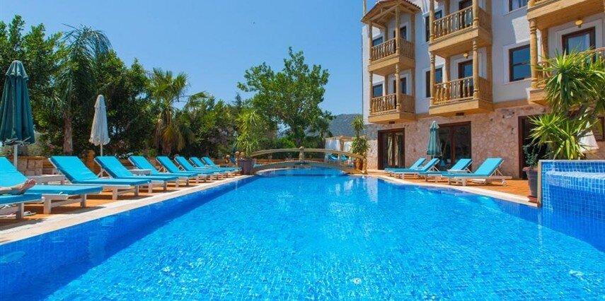 Elixir Hotel Kalkan Antalya Kalkan