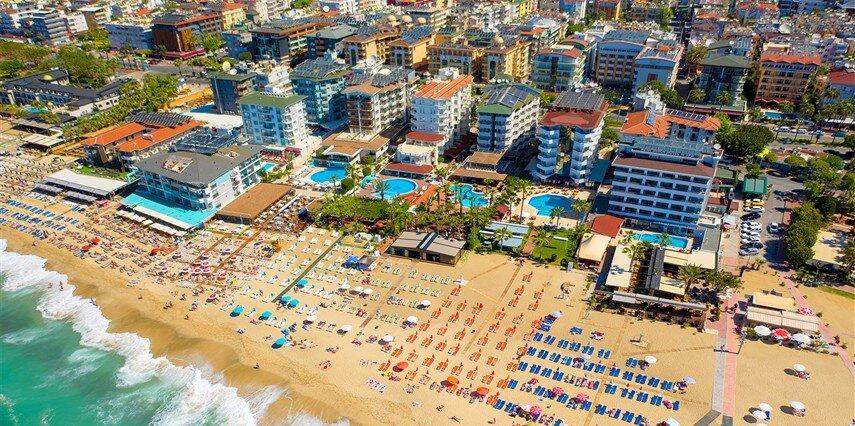 Elysee Beach Hotel Antalya Alanya