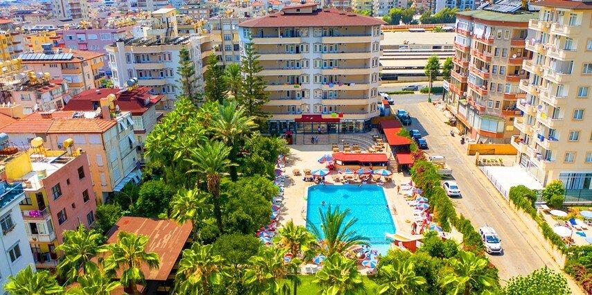 Elysee Garden Family Hotel Antalya Alanya