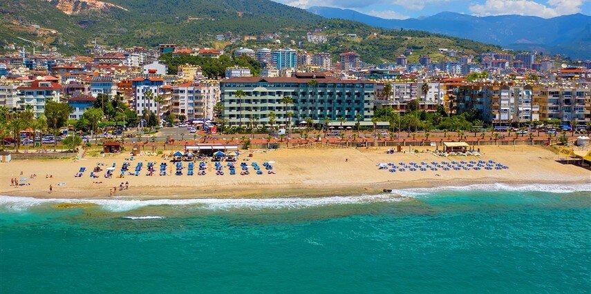 Elysee Hotel Antalya Alanya