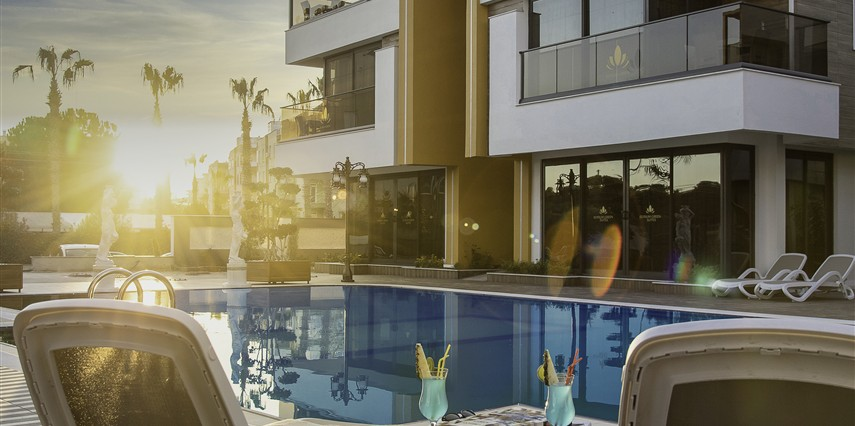 Elysium Green Suites Antalya Antalya Merkez