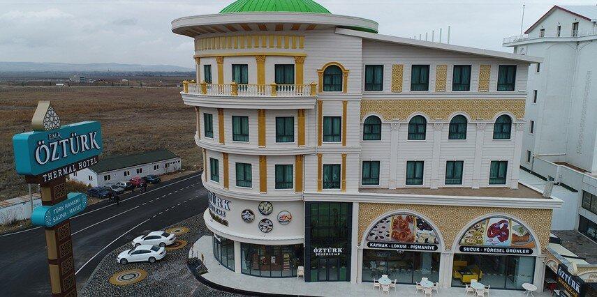Ema Öztürk Termal Otel Afyon Afyon Merkez