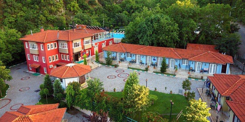 Eman Termal Hotel Balıkesir Sındırgı