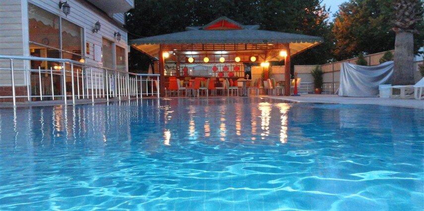 Ercan Han Hotel Muğla Marmaris