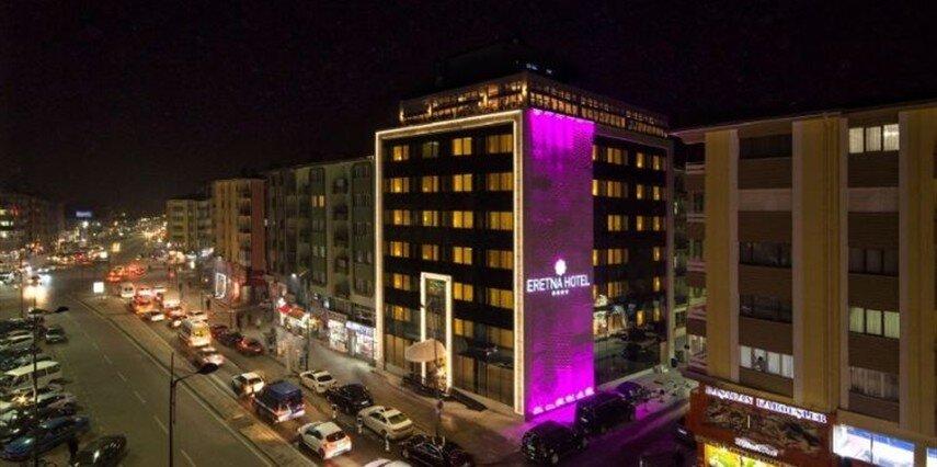 Eretna Hotel Sivas Sivas Merkez
