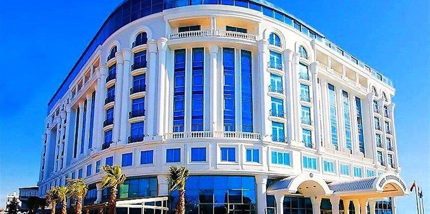 Eser Premium Hotel & Spa İstanbul Büyükçekmece