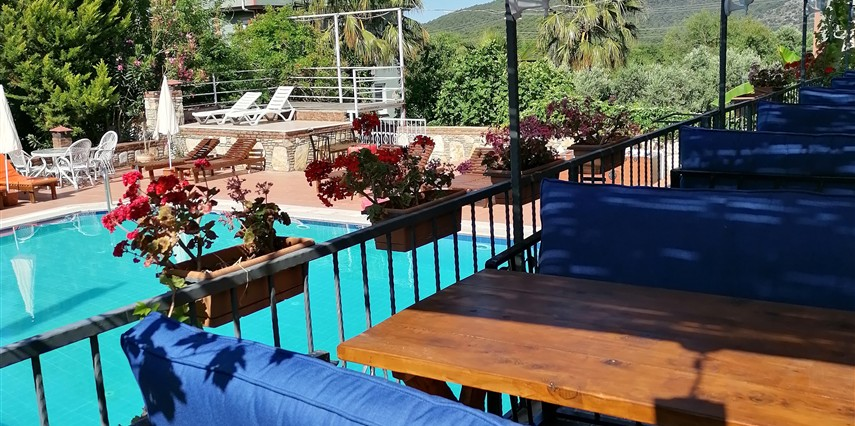Evita  Apart Otel Muğla Fethiye