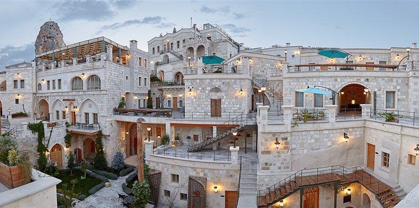 Exedra Hotel Cappadocia Nevşehir Kapadokya