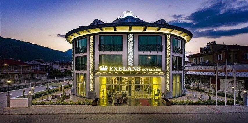 Exelans Hotel & Spa Muğla Fethiye