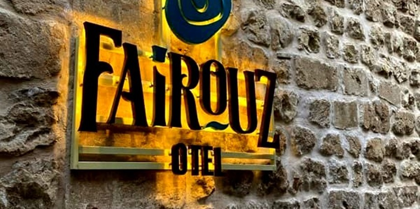 Fairouz Konak Otel Mardin Artuklu