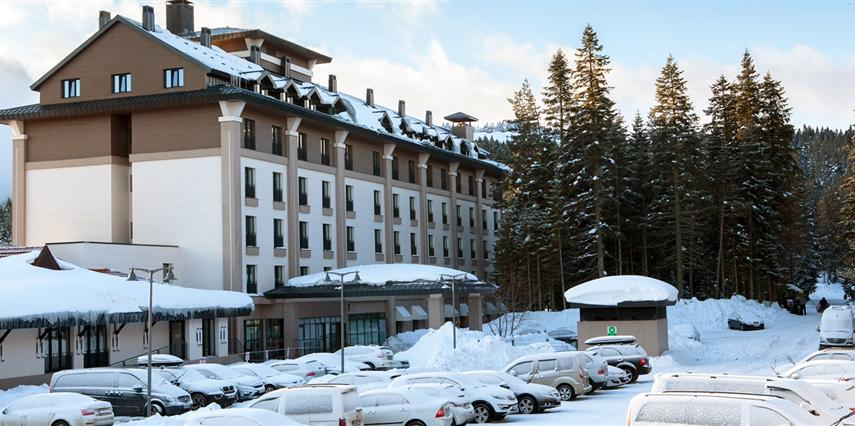 Ferko Ilgaz Mountain Resort Kastamonu Ilgaz