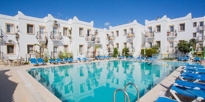 Fiorita Beach Hotel Muğla Bodrum