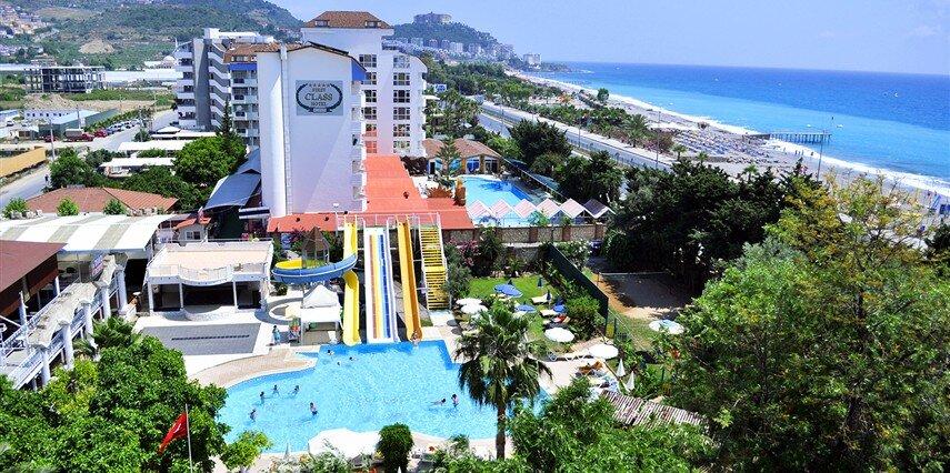 First Class Hotel Antalya Alanya