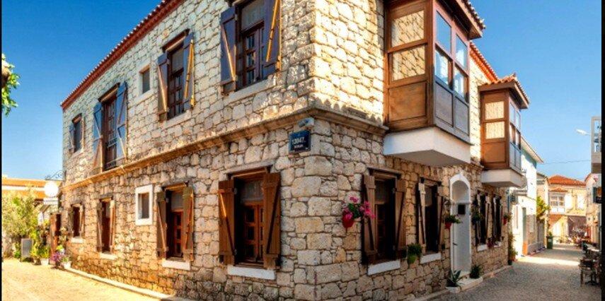 Flores Hotel Alaçatı İzmir Çeşme