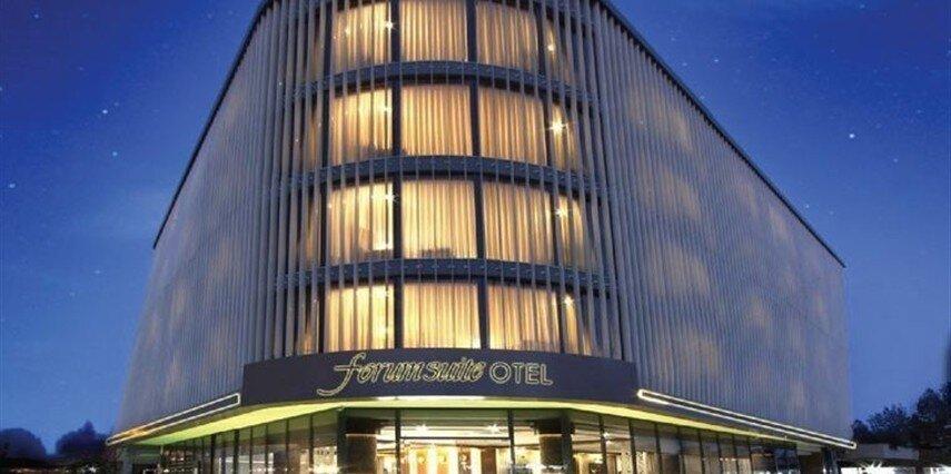 Forum Suite Otel Mersin Yenişehir Mersin