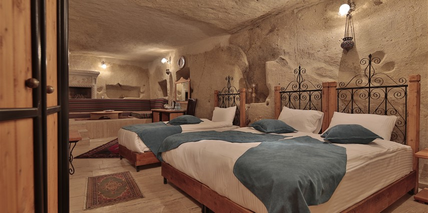 Fosil Cave Hotel Nevşehir Kapadokya