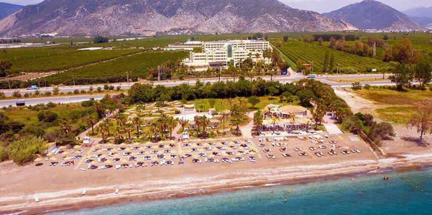 Fun & Sun Club Di Finica Antalya Kemer