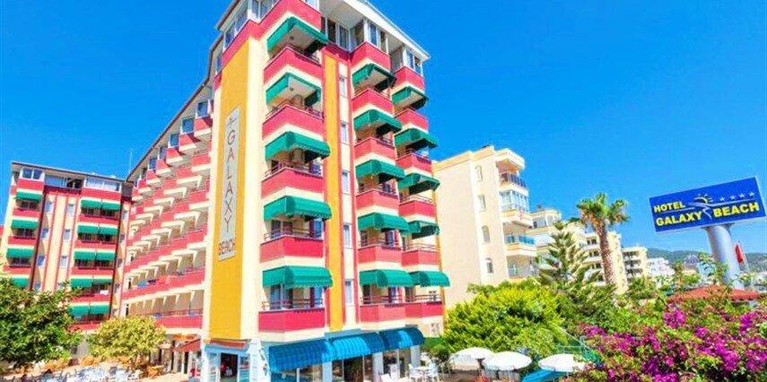 Galaxy Beach Hotel Antalya Alanya
