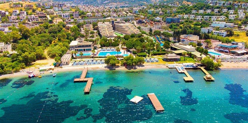 Golden Age Hotel Bodrum Muğla Bodrum