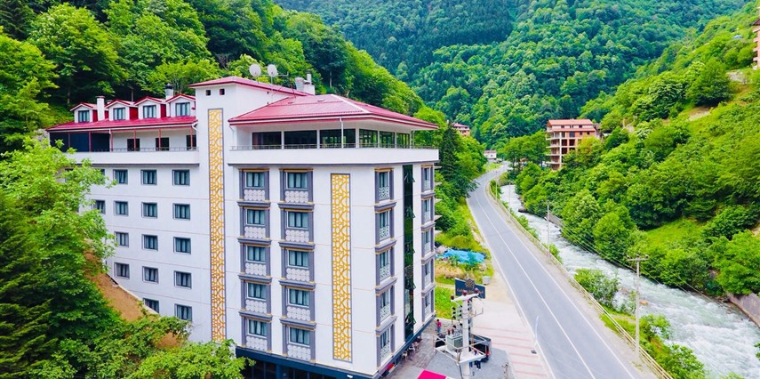 Golden Inn Hotel Uzungöl Trabzon Çaykara