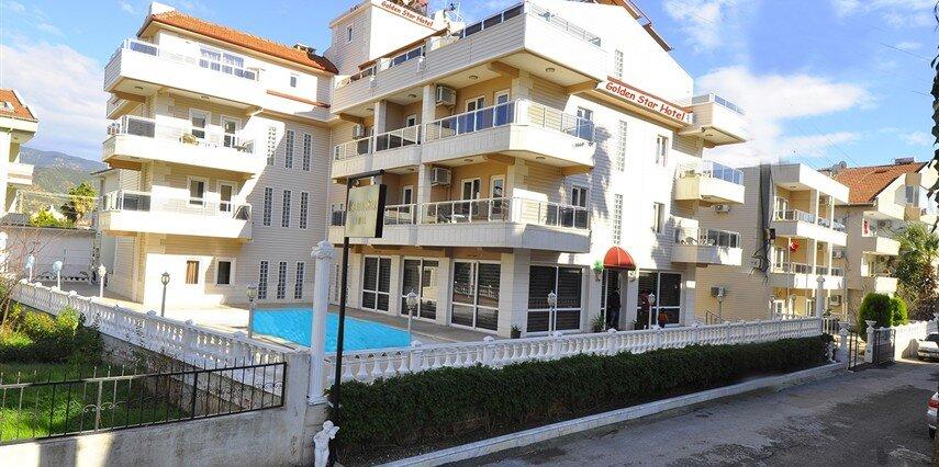 Golden Star Hotel Muğla Marmaris