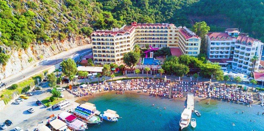 Gölmar Beach Hotel & Spa Muğla Marmaris