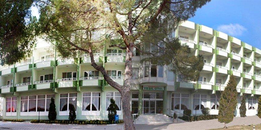 Gönen Yeşil Termal Hotel Balıkesir Gönen