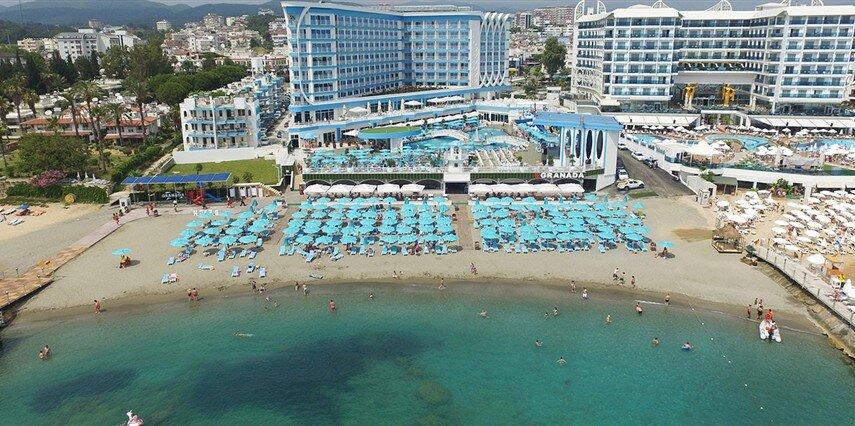 Granada Luxury Beach Antalya Alanya