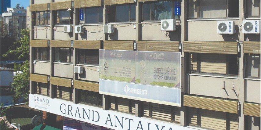 Grand Antalya Hotel Antalya Antalya Merkez