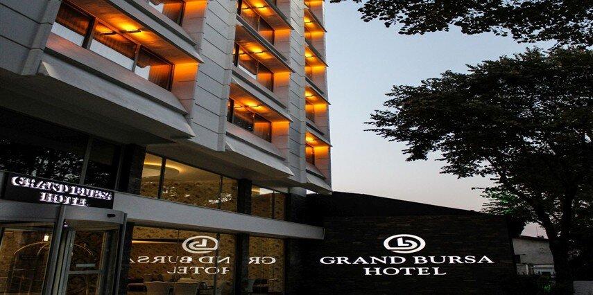 Grand Bursa Hotel Bursa Osmangazi
