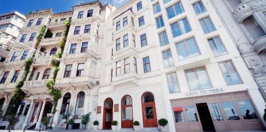 Grand Hotel De Pera İstanbul Beyoğlu