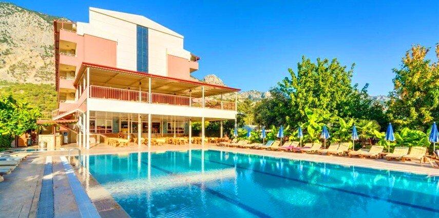 Grand Hotel Derin Antalya Kemer