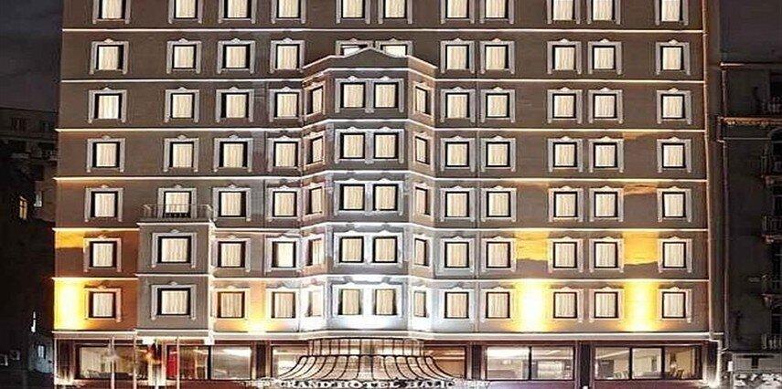 Grand Hotel Haliç İstanbul Beyoğlu