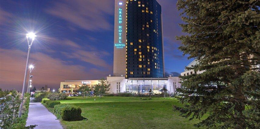 Grand Hotel Konya Konya Selçuklu