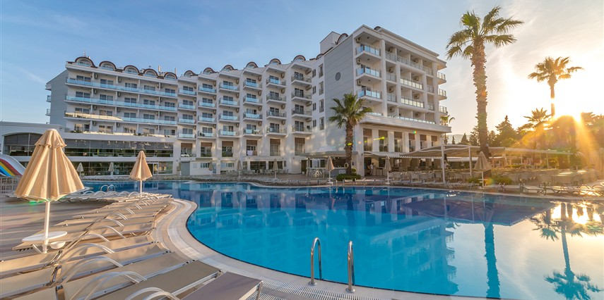 Grand İdeal Premium Hotel Muğla Marmaris