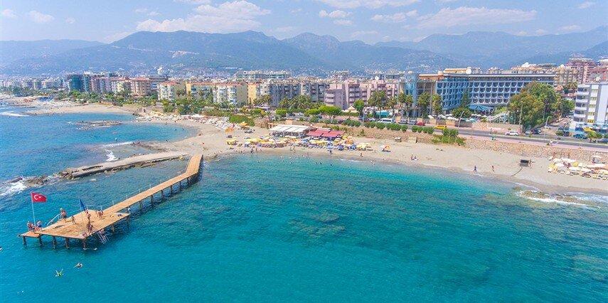 Grand Kaptan Hotel Antalya Alanya