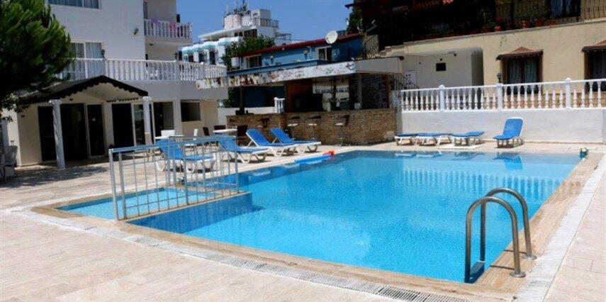 Grand Nett Beach Otel Aydın Kuşadası