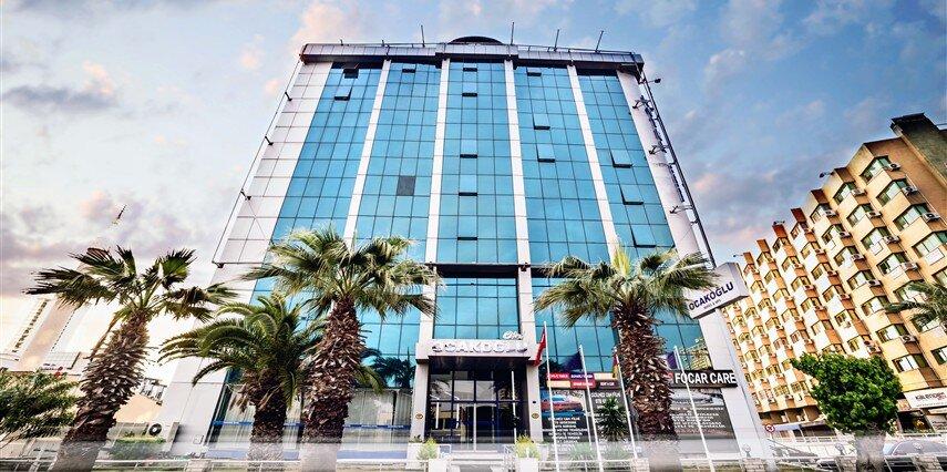 Grand Ocakoğlu Hotel İzmir Bornova
