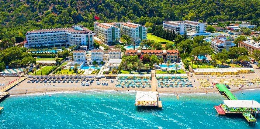 Grand Ring Hotel Antalya Kemer