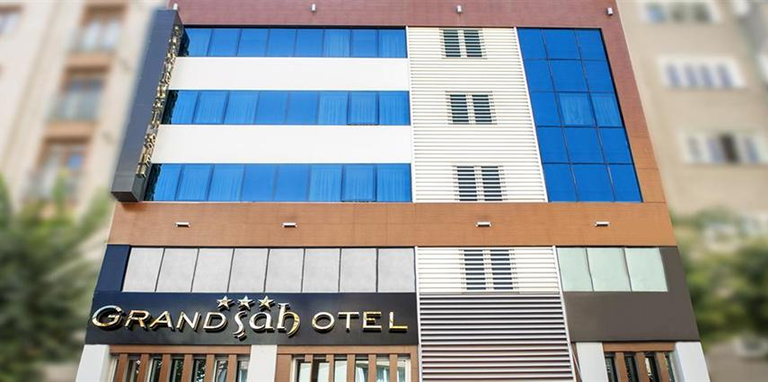 Grand Şah Otel Tepebaşı Eskişehir Eskişehir Merkez