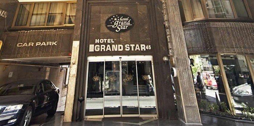 Grand Star Hotel Bosphorus Taksim İstanbul Beyoğlu