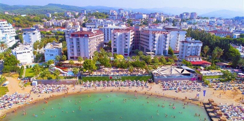 Grand Sunlife Hotel Antalya Alanya