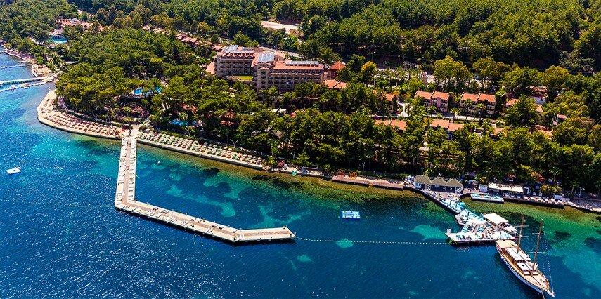 Grand Yazıcı Club Marmaris Palace Muğla Marmaris