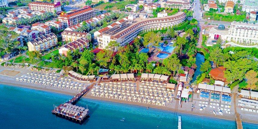 Gravel Hotels Antalya Kemer