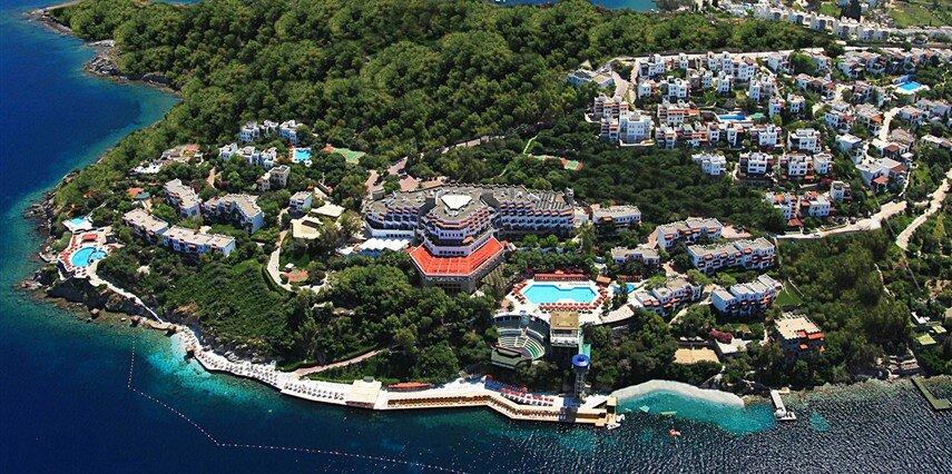 Green Beach Resort Muğla Bodrum