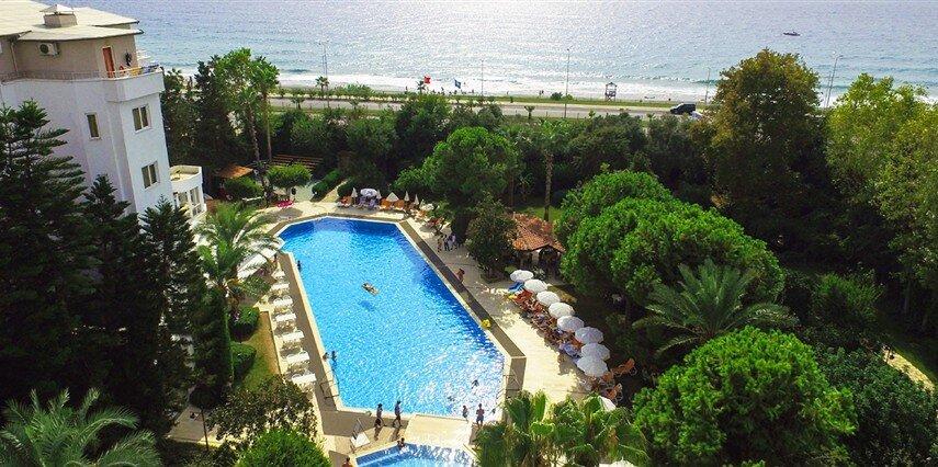 Green Peace Hotel Antalya Alanya