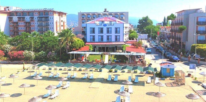 Gümüldür Mavi Deniz Otel İzmir Gümüldür
