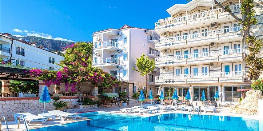 Habesos Hotel Antalya Kaş